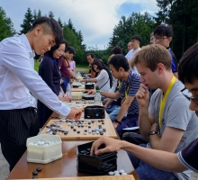 New schedule for professional Go teachers