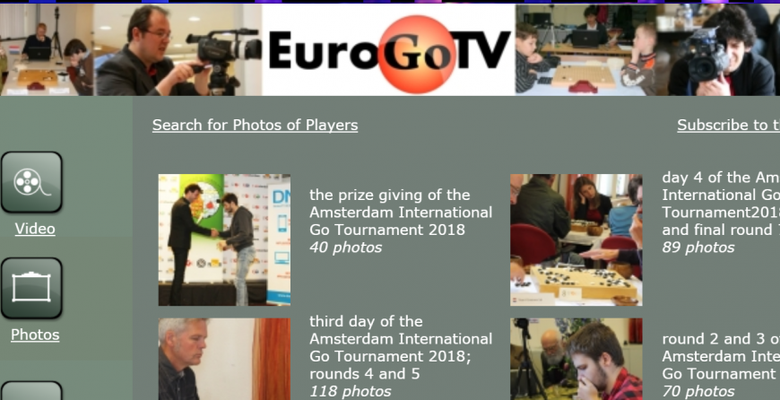 EGC broadcast done by EuroGoTV